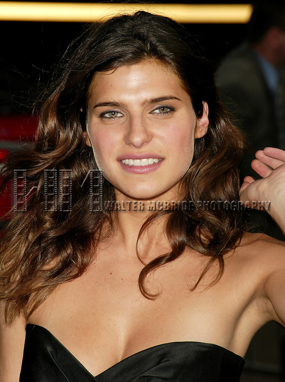Lake Bell attending the ABC TV Network 2004 - 2005 upfront Announcement party at Cipriani's Restaurant in New York City.  May 18, 2004.