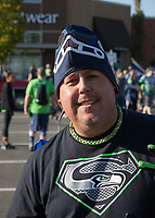 Seahawks 12K Run 2016, The Landing, Renton, Washington, USA.
