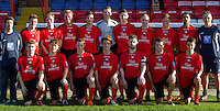 Eastbourne Borough FC Reserve Players 2012