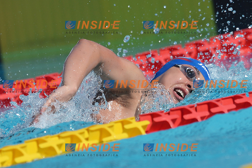 Diletta Carli Italia Women's 400m freestyle.Roma 14/6/2012 Foro Italico.Nuoto Swimming 49mo trofeo settecolli.Foto Andrea Staccioli Insidefoto