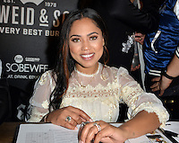 www.acepixs.com<br /> <br /> February 24 2017, Miami<br /> <br /> Ayesha Curry at the Heineken Light Burger Bash Presented by Schweid &amp; Sons Hosted by Rachael Ray on February 24, 2017 in Miami Beach, Florida<br /> <br /> By Line: Solar/ACE Pictures<br /> <br /> ACE Pictures Inc<br /> Tel: 6467670430<br /> Email: info@acepixs.com<br /> www.acepixs.com