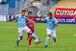 Pasto igualó como local 1-1 ante Junior. Fecha 5 Liga Águila II-2016.