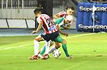 Junior venció 1-0 a La Equidad.  Cuartos de final ida Liga Águila II-2018.