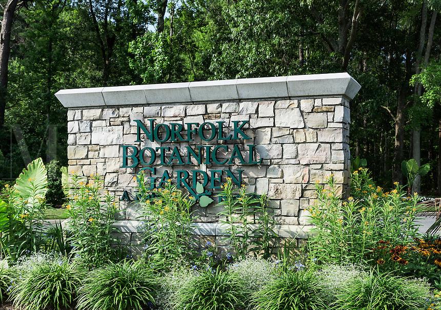 Norfolk Botanical Garden, Norfolk, Virginia, USA