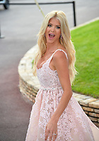 Victoria Silvstedt at the 24th amfAR Gala Cannes at the Hotel du Cap-Eden-Roc, Antibes, France. 25 May 2017<br /> Picture: Paul Smith/Featureflash/SilverHub 0208 004 5359 sales@silverhubmedia.com