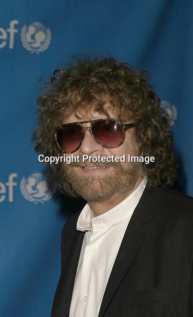 Jeff Lynne<br />UNICEF Goodwill Gala to Celebrate 50 Years of Celebrity Advocacy <br />Beverly Hilton Hotel<br />Beverly Hills, CA, USA<br />December 3, 2003 <br />Photo By Celebrityvibe.com/Photovibe.com
