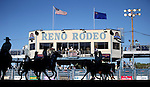 Images from the Reno Rodeo in Reno, Nev., on Thursday, June 27, 2013.<br /> Photo by Cathleen Allison