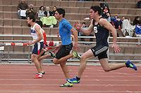 Atletismo 2013 Selectivo Juvenil