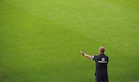 FUSSBALL   1. BUNDESLIGA   SAISON 2011/2012   TESTSPIEL SV Werder Bremen - FC Everton                 02.08.2011 Trainer Thomas SCHAAF (Bremen)