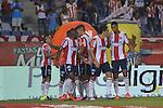 Atletico Junior derroto 1x0 al Huila en la liga Aguila I 2016