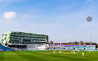 Picture by Alex Whitehead/SWpix.com - 21/04/2018 - Cricket - Specsavers County Championship Div One - Yorkshire v Nottinghamshire, Day 2 - Emerald Headingley Stadium, Leeds, England - A General View (GV).