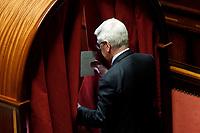Paolo Romani <br /> Roma 23/03/2018. Prima seduta al Senato dopo le elezioni.<br /> Rome March 23rd 2018. Senate. First sitting at the Senate after elections.<br /> Foto Samantha Zucchi Insidefoto