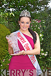 This years Harvest Queen, Michelle Sugrue from Knocknagoshal pictured last Monday as part of the annual Harvest Festival.