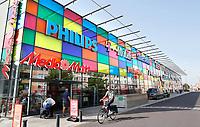 Almere en Lelystad