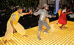 "The cast of ""The Wiz"" from the Ensemble Theater performs at the Social Book 2010 launch party at Discovery Green Park Thursday Jan. 21,2010.(Dave Rossman/For the Chronicle)"