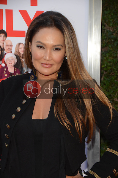 Tia Carrere<br /> at the &quot;Love the Coopers&quot; Los Angeles Premiere, The Grove, Los Angeles, CA 11-12-15<br /> David Edwards/DailyCeleb.Com 818-249-4998