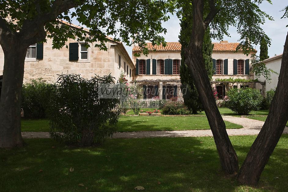 Europe/France/Provence-Alpes-Côte d'Azur/13/Bouches-du-Rhône/Le Sambuc:  Le Mas de Peint