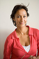 Monica Ali, British writer of Bangladeshi descent. 'Brick Lane', her debut novel, was shortlisted for the Man Booker Prize for Fiction in 2003.