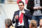 Nederland, Amsterdam, 7 oktober  2012.Seizoen 2012-2013.Eredivisie.Ajax-FC Utrecht.Marc Overmars directeur voetbalzaken van Ajax