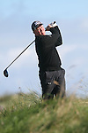 Day two of the Irish PGA championship at Seapoint Golf Club, Peter Jones, Coollatin on the 10th tee...Picture Jenny Matthews/Newsfile.ie