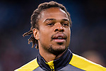Loic Remy of UD Las Palmas in training prior to the La Liga 2017-18 match between Real Madrid and UD Las Palmas at Estadio Santiago Bernabeu on November 05 2017 in Madrid, Spain. Photo by Diego Gonzalez / Power Sport Images