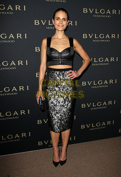 West Hollywood, CA - FEBRUARY 25: Jordana Brewster Attending BVLGARI Presents &quot;Decades Of Glamour&quot;, Held at Soho House California on February 25, 2014. Photo Credit:Sadou/UPA/MediaPunch<br /> CAP/MPI/SAD/UPA<br /> &copy;Sadou/UPA/MediaPunch/Capital Pictures