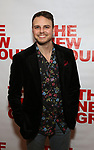 "Brad Greer attends the Off-Broadway Opening Night Premiere of  ""Jerry Springer-The Opera"" on February 22, 2018 at the Green Fig Urban Eatery in New York City."