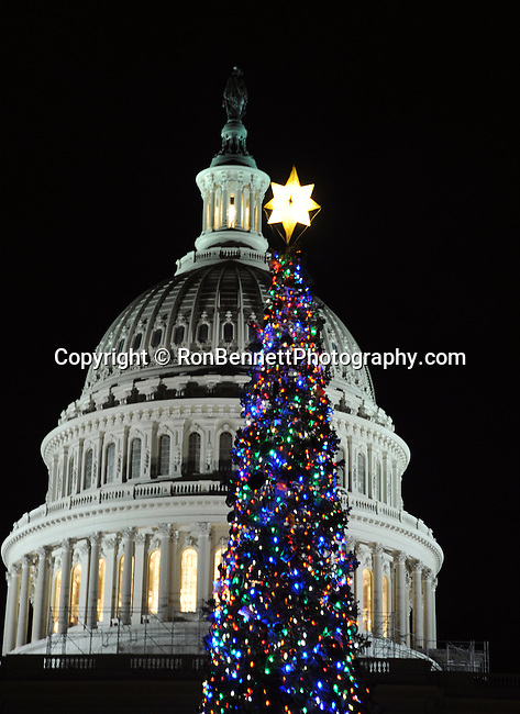 "US Capitol Christmas tree Washington DC, Rotunda of US Capitol, United States Capitol Washington D.C., United States Capital and legislature, Federal government of the United States of America Washington D.C., National Mall, Capitol Hill, Capitol, Capital, quadrants of the District, East and West side of the Capitol 'fronts,"" East side of Capitol side to arrive for visitors, American Neoclassicism, Architect William Thornton, United States Constitution ratification 1789, L'Enfant, surrounding area of Washington DC, US Capitol, Capitol, United States Congress, Washington, D.C. fine art photography by Ron Bennett (c). Copyright,  Washington DC, District, DC, capital, Potomac River, Washington Metropolitan, metropolitan area, federal district, federal government of USA, US Congress, White House, National Mall, Politics in the United States, Presidential, Federal Republic, united States Congress, powers, Judicial Power, House of Representatives, US Senate, Constitution, federal law, Democratic Party, Republican party, two party system, Fine Art Photography by Ron Bennett, Fine Art, Fine Art photo, Art Photography, Bennett Photography, Bennett, award winning photography,"