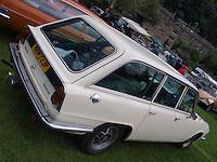 Triumph 2000 Estate Cars - 1975