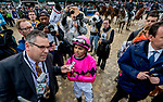 May 4, 2019 : #20 Country House, ridden by Flavien Prat, wins the 145th Kentucky Derby based on a jockey's objection on Kentucky Derby Day at Churchill Downs on May 4, 2019 in Louisville, Kentucky. Scott Serio/Eclipse Sportswire/CSM