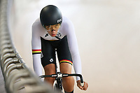 Liam Simmonds of Waikato BOP competes in the U17 Boys Sprint race  at the Age Group Track National Championships, Avantidrome, Home of Cycling, Cambridge, New Zealand, Friday, March 17, 2017. Mandatory Credit: © Dianne Manson/CyclingNZ  **NO ARCHIVING**
