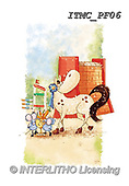 Marcello, CUTE ANIMALS, LUSTIGE TIERE, ANIMALITOS DIVERTIDOS, paintings+++++,ITMCPF06,#AC#, EVERYDAY ,horses