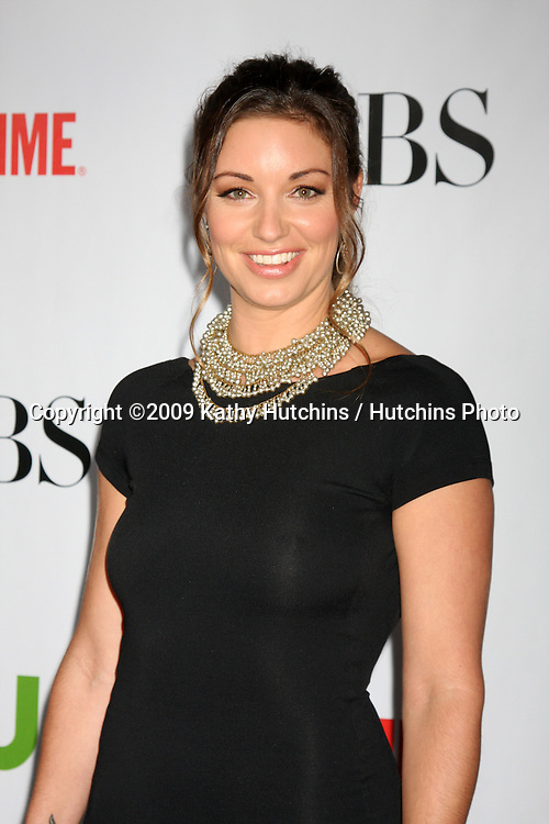 Bianca Kajlich arriving at the CBS Television Distribution TCA Stars Party at the Huntington Library in San Marino, CA  on August 3, 2009 .©2009 Kathy Hutchins / Hutchins Photo..