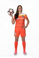 Houston Dash Team Portraits