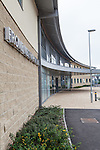 24/09/2013 Exterior of Frome Medical Centre, Frome, Somerset.