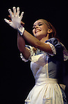 Derek Deane's production ofAlice In Wonderland for English National Ballet...Martha Barahona