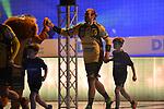 Rhein-Neckar Loewe Kim Ekdahl du Rietz (Nr.60) beim Spiel im DHB Pokal, Rhein Neckar Loewen - SC DHfK Leipzig.<br /> <br /> Foto &copy; PIX-Sportfotos *** Foto ist honorarpflichtig! *** Auf Anfrage in hoeherer Qualitaet/Aufloesung. Belegexemplar erbeten. Veroeffentlichung ausschliesslich fuer journalistisch-publizistische Zwecke. For editorial use only.