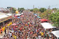 Recife (PE), 22/02/2020 - Carnaval-Recife - Milhares acompanham pelas ruas do centro do Recife; o desfile do Galo da Madrugada, eleitor o maior bloco carnavalesco do planeta, neste sabado (22). (Foto: Pedro De Paula/Codigo 19/Codigo 19)