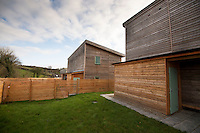 Pentre Solar village in Glanrhyd, North Pembrokeshire, is a environmentally friendly social housing project which will provide housing for tenants off the council housing register in Pembrokeshire.