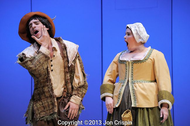 """UMASS Theatre production of """"The Liar"""""""