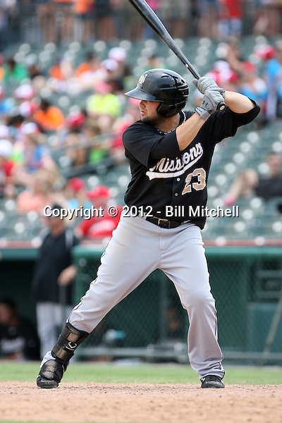 Jaff Decker - 2012 San Antonio Missions (Bill Mitchell)