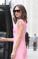 Victoria Beckham Seen in NYC