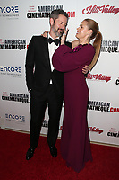 BEVERLY HILLS, CA - NOVEMBER 10: Darren Le Gallo and Amy Adams at American Cinematheque&rsquo;s 2017 Award Show honoring Amy Adams at The Beverly Hilton Hotel in Beverly Hills, California  on November 10, 2017. <br /> CAP/MPI/FS<br /> &copy;FS/MPI/Capital Pictures