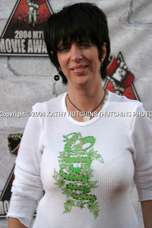 ©2004 KATHY HUTCHINS /HUTCHINS PHOTO.MTV MOVIE AWARDS 2004.CULVER CITY,CA.JUNE 5, 2004..DIANE WARREN