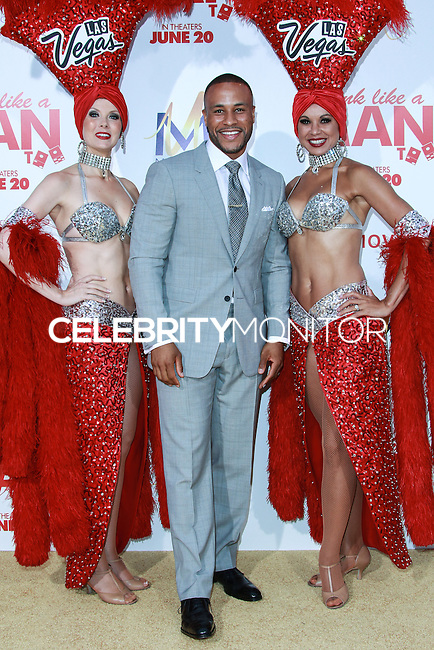 HOLLYWOOD, LOS ANGELES, CA, USA - JUNE 09: DeVon Franklin at the Los Angeles Premiere Of Screen Gems' 'Think Like A Man Too' held at the TCL Chinese Theatre on June 9, 2014 in Hollywood, Los Angeles, California, United States. (Photo by David Acosta/Celebrity Monitor)