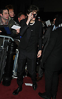 Timothée Chalamet at the Charles Finch & Chanel Pre-BAFTAs Dinner, No. 5 Hertford Street (Loulou's), Hertford Street, London, England, UK, on Saturday 09th February 2019.<br /> CAP/CAN<br /> ©CAN/Capital Pictures