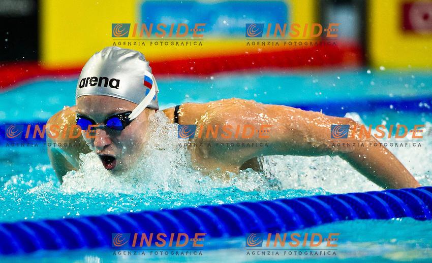 POPOVA Veronika RUS.Women's 200m Butterfly.FINA World Short Course Swimming Championships.Istanbul Turkey 12 - 16 Dec. 2012.Day 01.Photo G.Scala/Deepbluemedia/Inside
