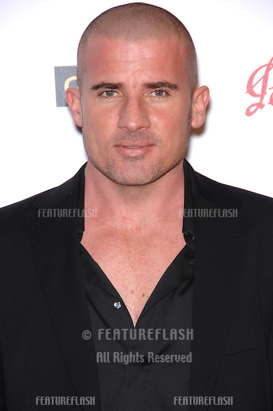 "Actor DOMINIC PURCELL, star of ""Prison Break"", at the Penfolds Icon Gala Dinner, part of the G'Day LA Australia Week, at the Hollywood Palladium..January 14, 2006  Los Angeles, CA.© 2006 Paul Smith / Featureflash"