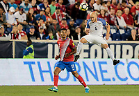 Harrison, N.J. - Friday September 01, 2017:   Michael Bradley during a 2017 FIFA World Cup Qualifying (WCQ) round match between the men's national teams of the United States (USA) and Costa Rica (CRC) at Red Bull Arena.