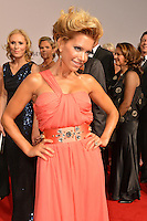 """Silvie van der Vaart attending the """"Rosenball"""" Charity Gala in favor of the """"Stiftung Deutsche Schlaganfallhilfe"""" held at the Hotel Intercontinental in Berlin, Germany, 09.06.2012...Credit: Michael Wiese/face to face /MediaPunch Inc. ***FOR USA ONLY*** NORTEPHOTO.COM"""